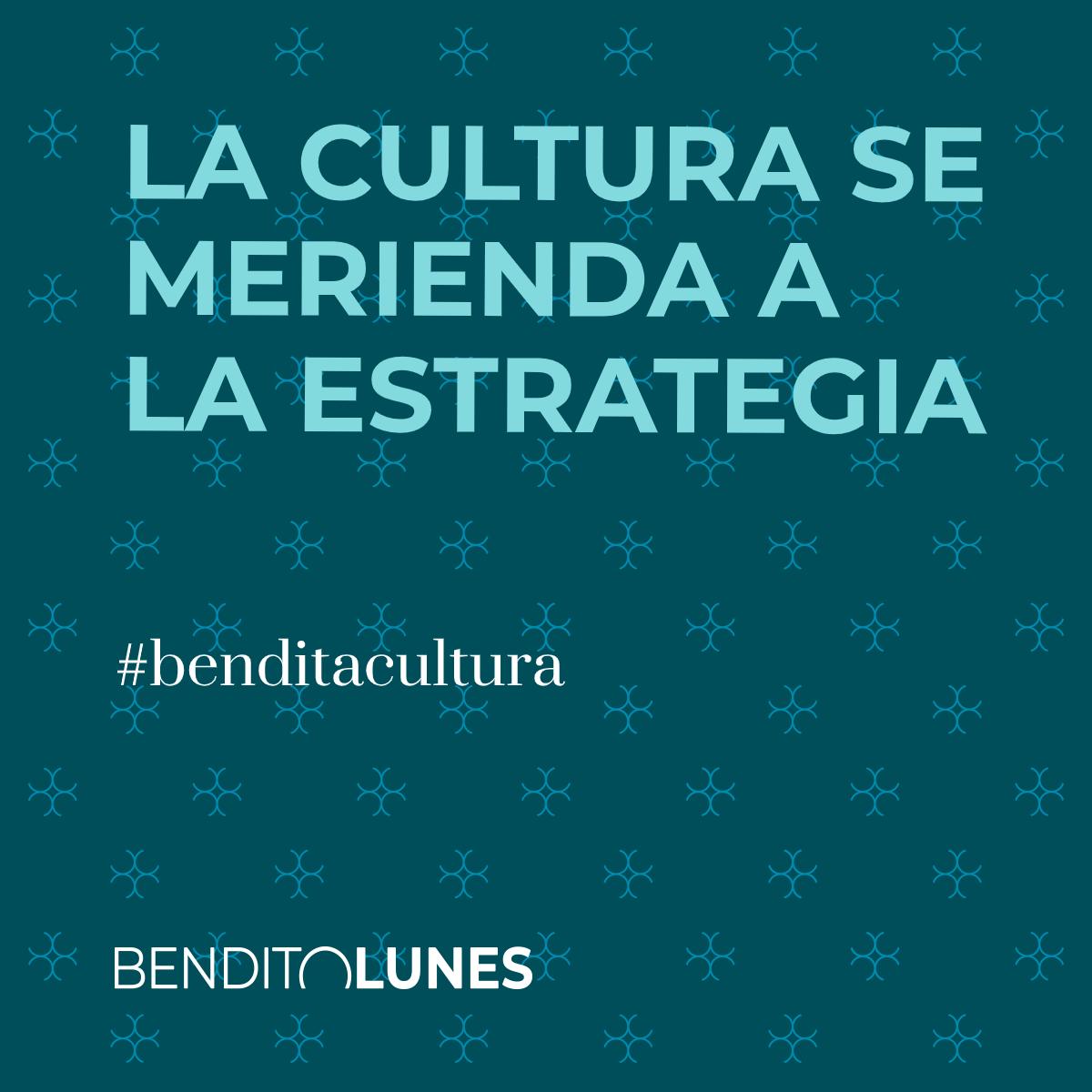 Bendita cultura