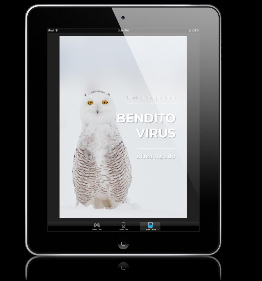 "Publicación de ""Bendito Virus"""